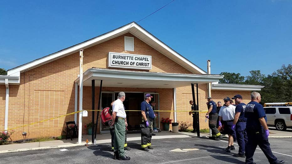 Deadly Tennessee church shooting adds fuel to gun debate