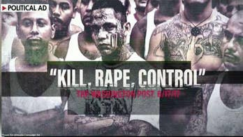 MS-13 has become a hot topic in the Va. governor's race as Republican Ed Gillespie's ad has tied Democrat opponent Ralph Northam to the notorious gang #Tucker