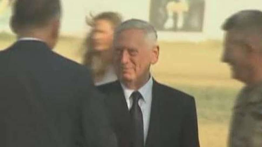 Taliban has claimed responsibility for the attack, Mattis was clear of the danger