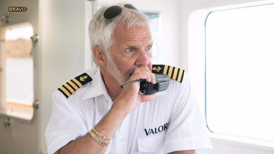 Fox411: 'Below Deck' Captain Lee Rosbach reveals some of his most outrageous encounters with the rich and famous