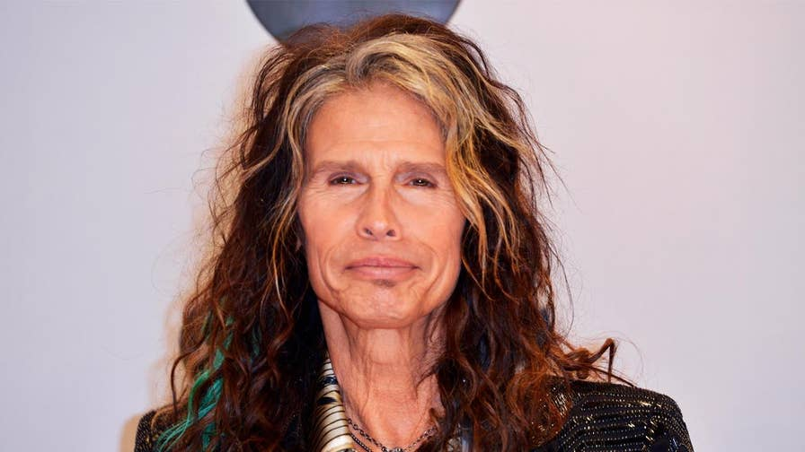 Fox411: Steven Tyler returned to the US saying he is 'not in a life threatening condition' but needs to deal with a medical issue 'immediately' to maintain future scheduled performances