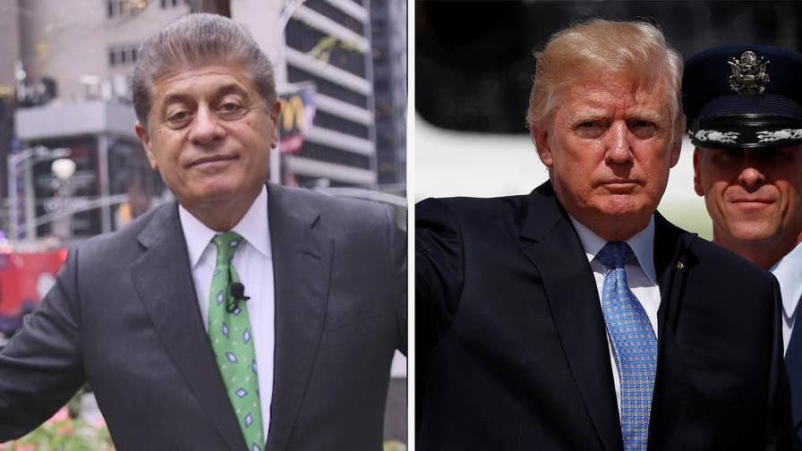Judge Napolitano's Chambers: Judge Andrew Napolitano explains what President Trump's new travel ban order entails and how the courts may treat this order the same as the previous iterations