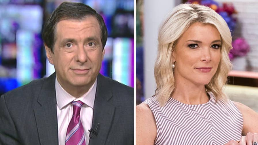 'MediaBuzz' host Howard Kurtz weighs in on media critics using Megyn Kelly's previous position at Fox New to bash her new NBC morning show.