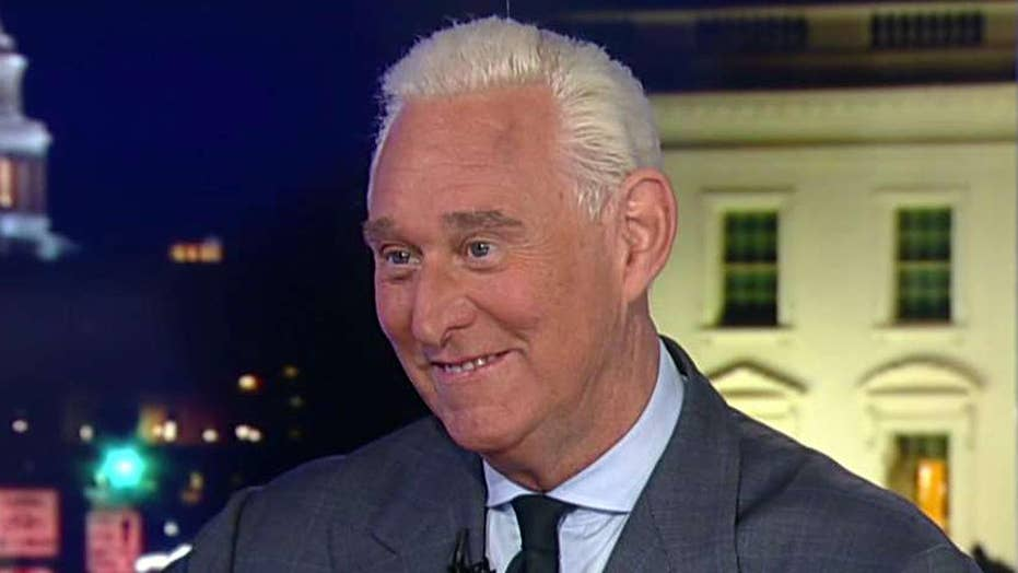 Roger Stone: Trump is right - Russia probe is a witch hunt