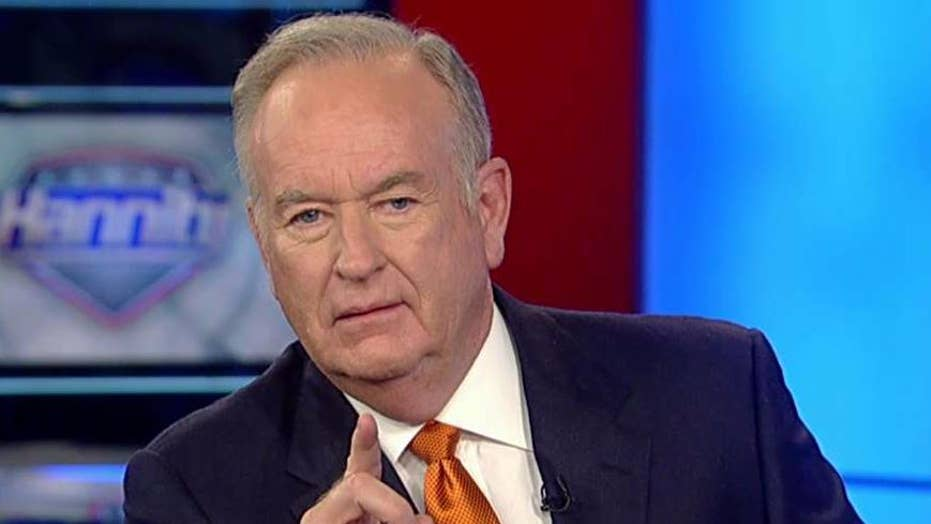 Bill O'Reilly: Anthem protesters disrespecting flag, country
