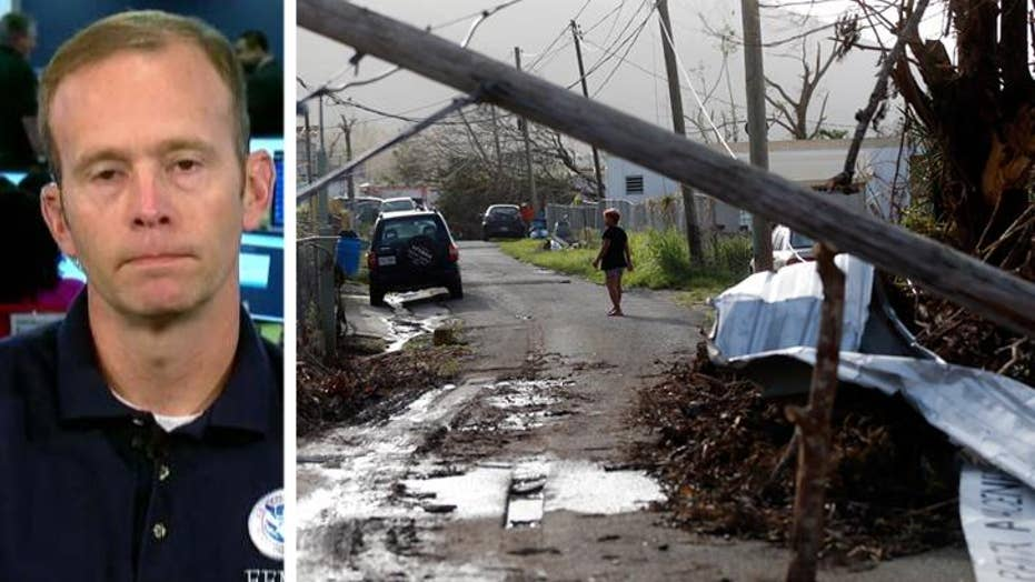 FEMA offers update on latest in Puerto Rico response efforts