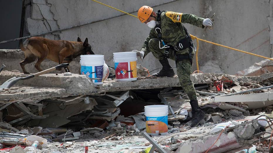Rescue efforts to end in Mexico one week after 7.1 quake