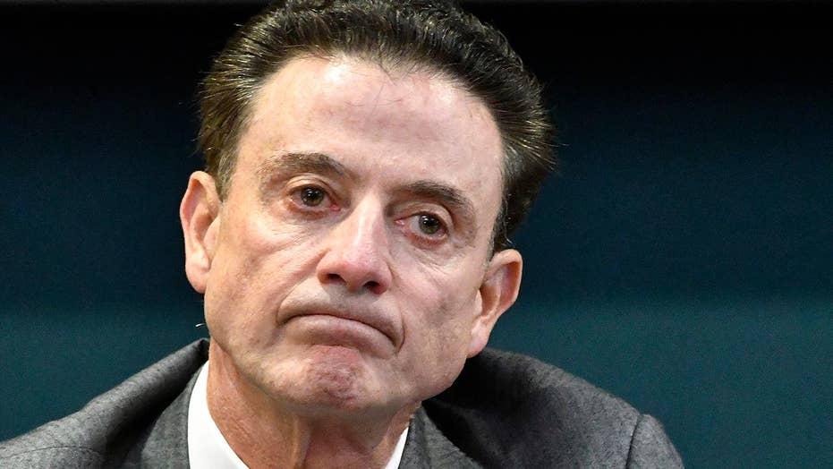 University of Louisville puts Rick Pitino on leave
