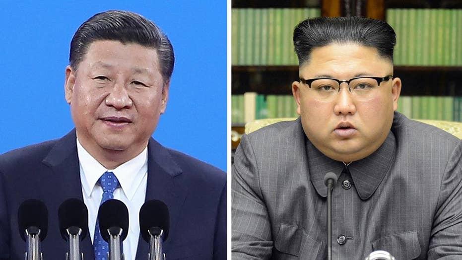 White House praises China on North Korea