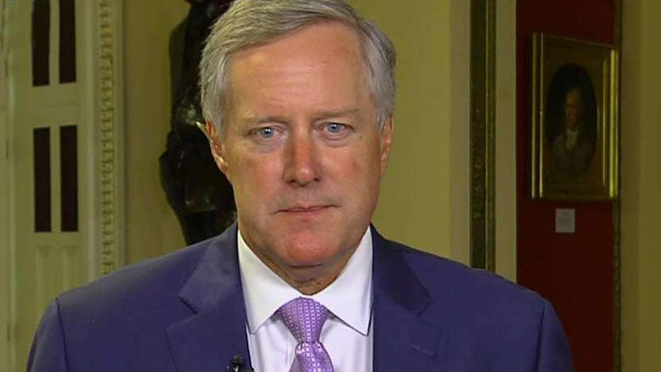 Rep. Mark Meadows excited for 'aggressive and bold' tax plan