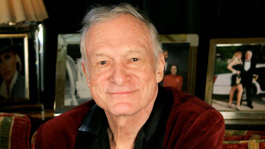 Hefner died of natural causes according to a statement from Playboy.