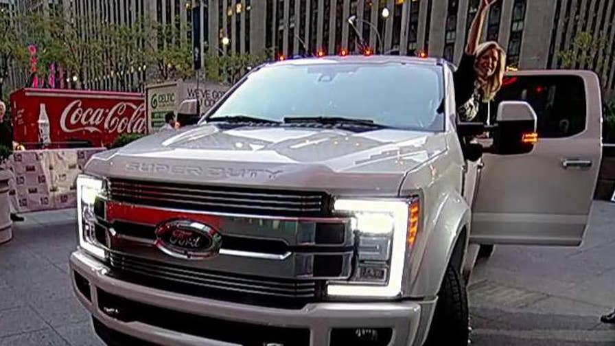 2018 ford dually limited. contemporary ford ford unveils new luxury truck throughout 2018 ford dually limited