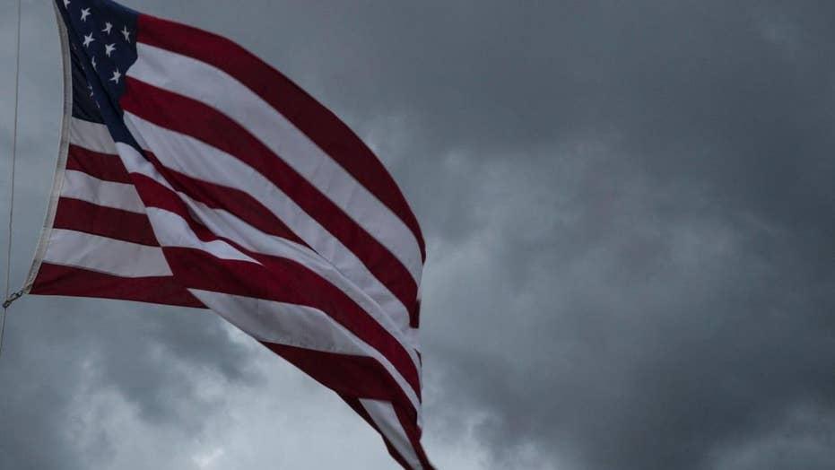 Starnes: Teachers desecrate American flag in school library