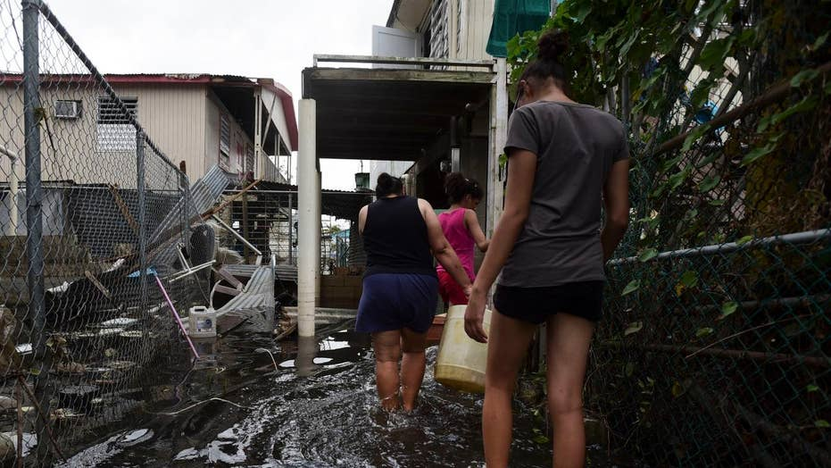 Puerto Rico governor on federal aid, Trump's upcoming visit