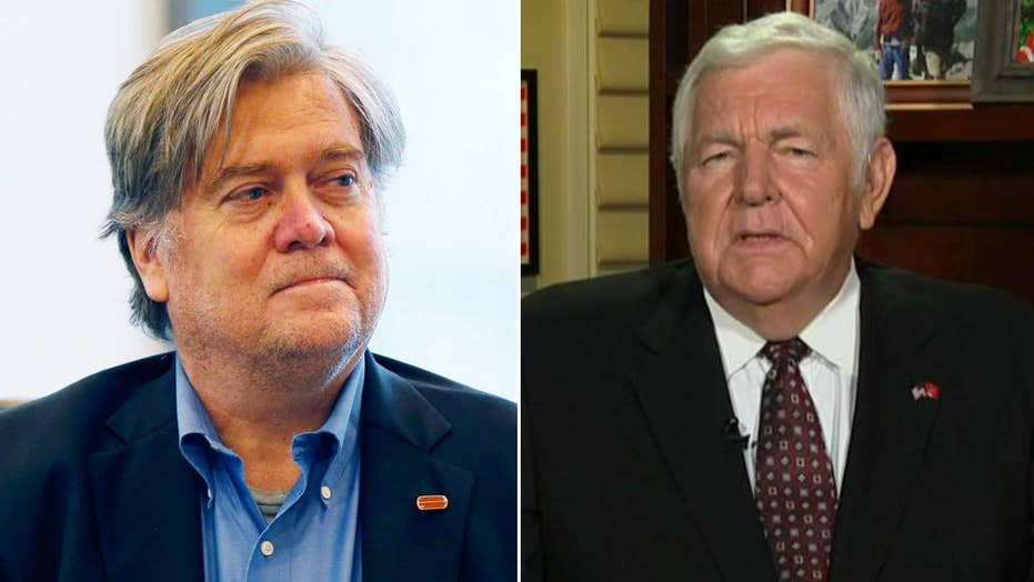 Bannon reportedly takes aim at GOP primaries across the US