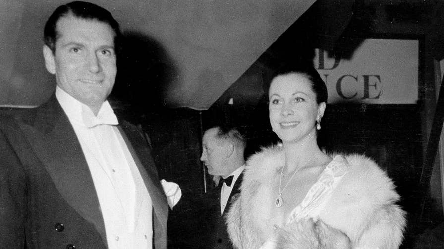 Fox411: Newly obtained letters reveal Vivien Leigh may have initially believed the 'Gone With the Wind' was going to be a major disaster in theaters thanks to her husband, Laurence Olivier.