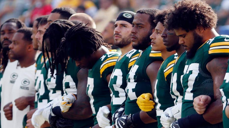 Green Bay Packers fans react to protest controversy