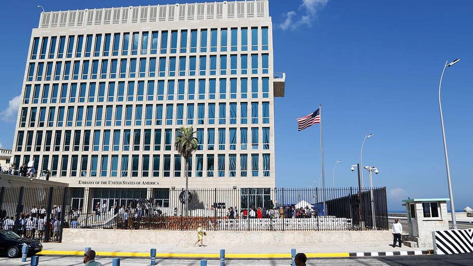 Health attacks prompt US to warn Americans not to visit Cuba