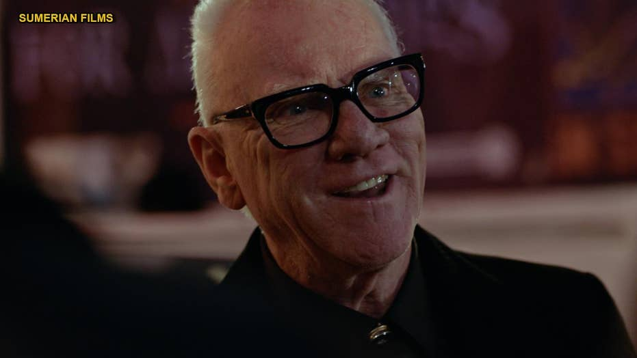 Malcolm McDowell on the perks of playing a bad guy