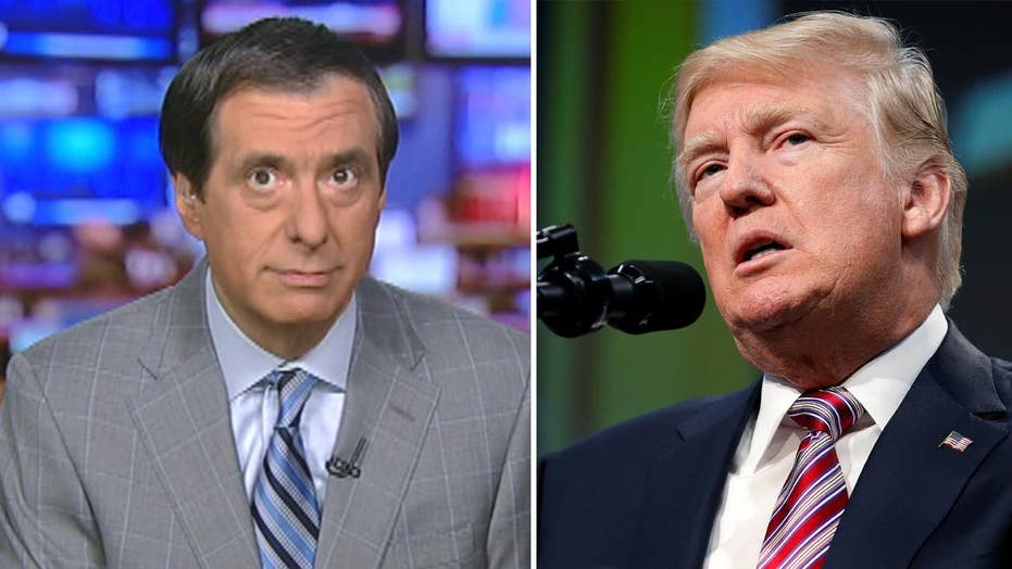 Kurtz: Media blame Trump on hurricane devastation