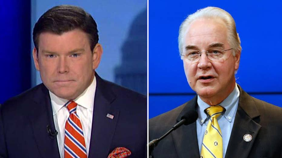 Bret Baier on Price resignation: The writing was on the wall