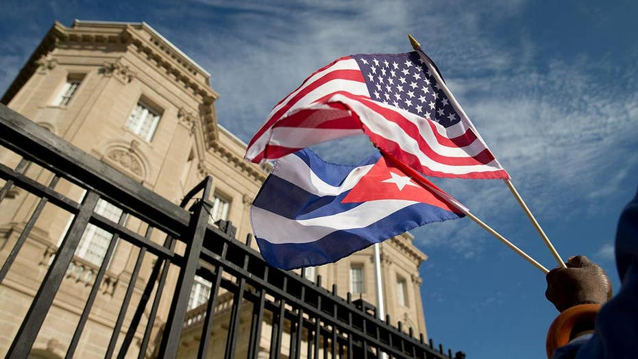 US orders massive Cuba staff reduction after 'sonic attacks'