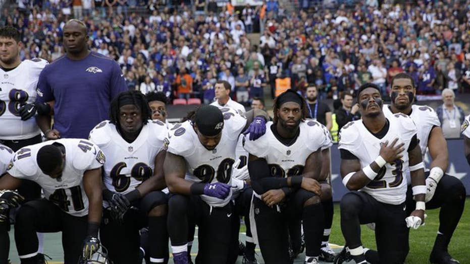Fox Poll: Views shift on kneeling during national anthem