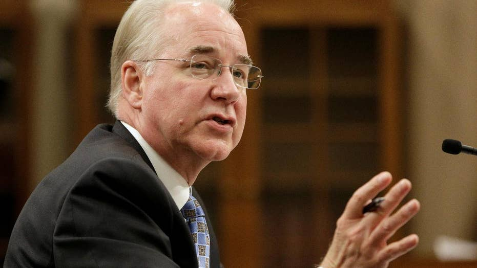 HHS Secretary Tom Price resigns: Timeline of events