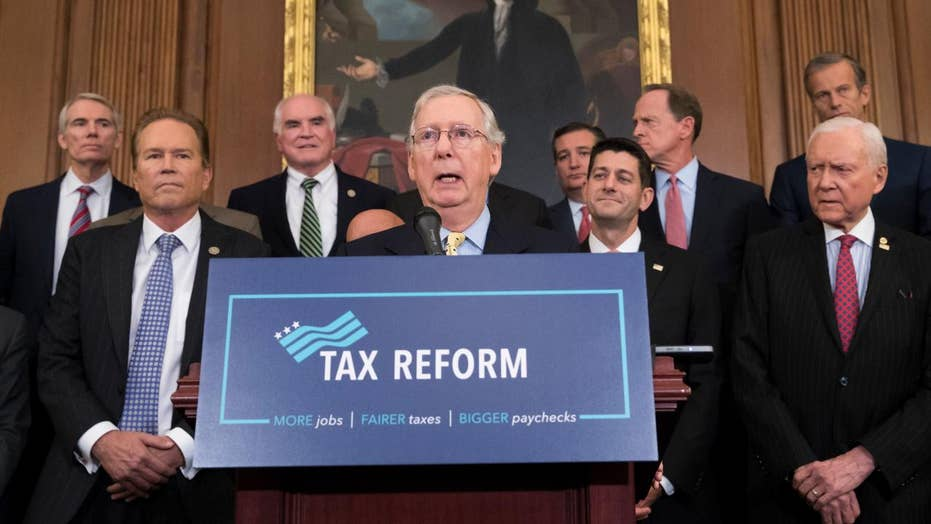 New look at potential impact of GOP tax cut plan on economy