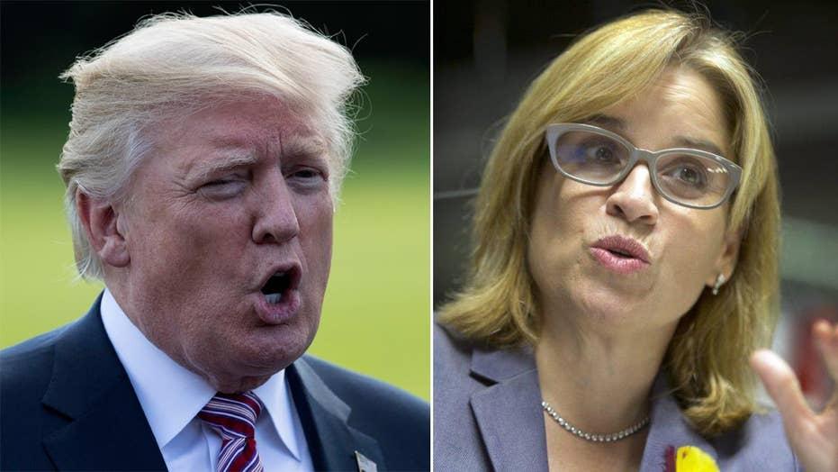 Trump accuses San Juan mayor of 'poor leadership'