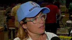 Part two of Geraldo Rivera's interview with Carmen Yulin Cruz in Puerto Rico.