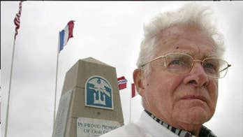 Donald Malarkey was awarded the Bronze Star after parachuting behind enemy lines on D-Day.