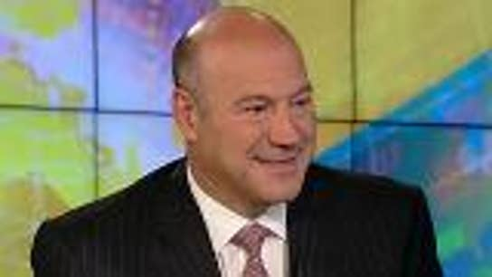 Gary Cohn talks federal response to Puerto Rico, tax plan