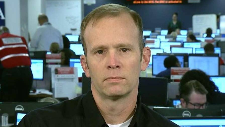 FEMA administrator rejects critics' claims that relief and recovery efforts were delayed in Puerto Rico.