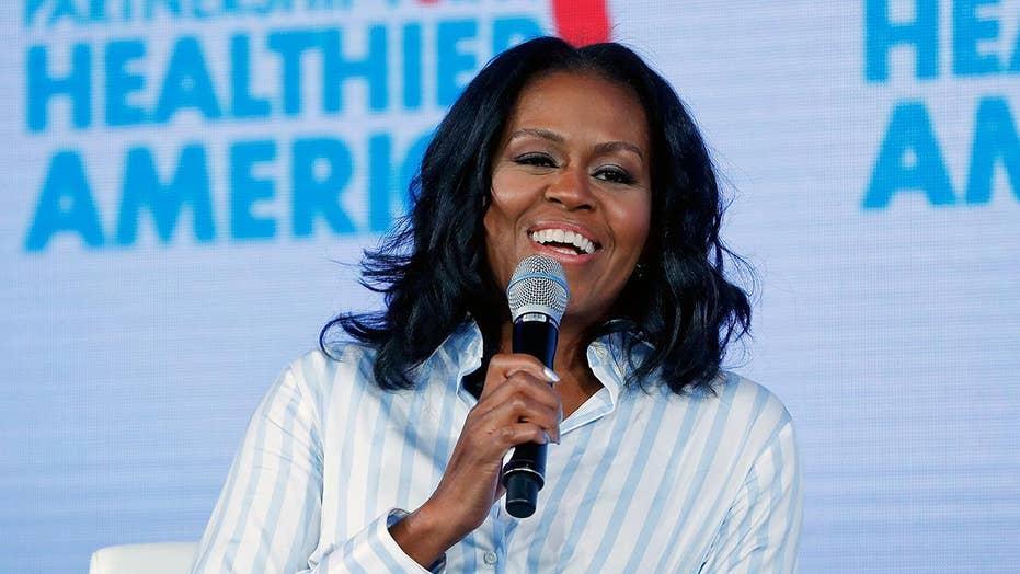 Michelle Obama scolds female Trump supporters