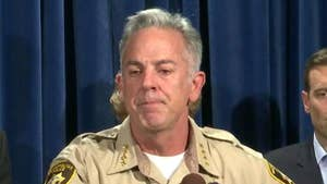 Sheriff Joseph Lombardo says 527 individuals were injured; 18 additional firearms, ammunition recovered from gunman's home.
