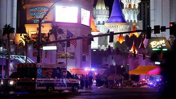 Trace Gallagher reports on the aftermath of Stephen Paddock's attack on the Route 91 Harvest Festival from a room on the 32nd floor of the Mandalay Bay Resort and Casino.