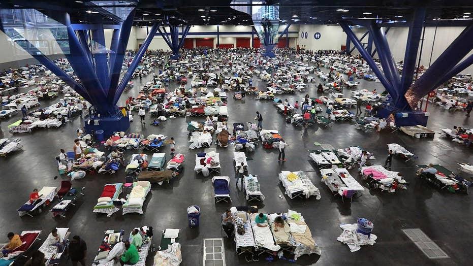 Hurricanes test American Red Cross disaster response
