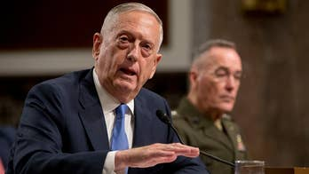 Defense secretary gives update on President Trump's new strategy; Lucas Tomlinson reports from the Pentagon.