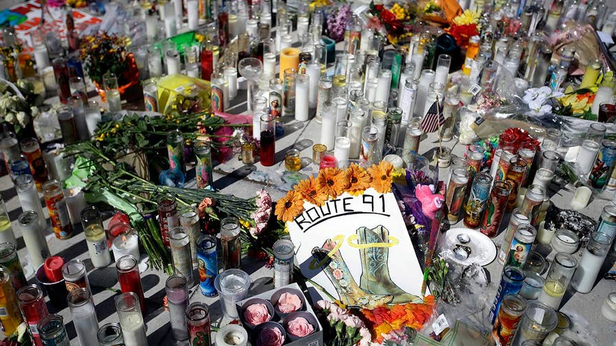 Men and women murdered by a gunman at the Route 91 Harvest festival.