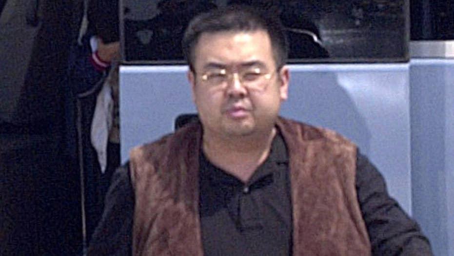 Government report: Nerve agent killed Kim Jong Nam