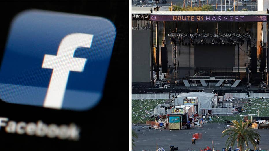 Las Vegas shooting: Facebook, Google spread fake news