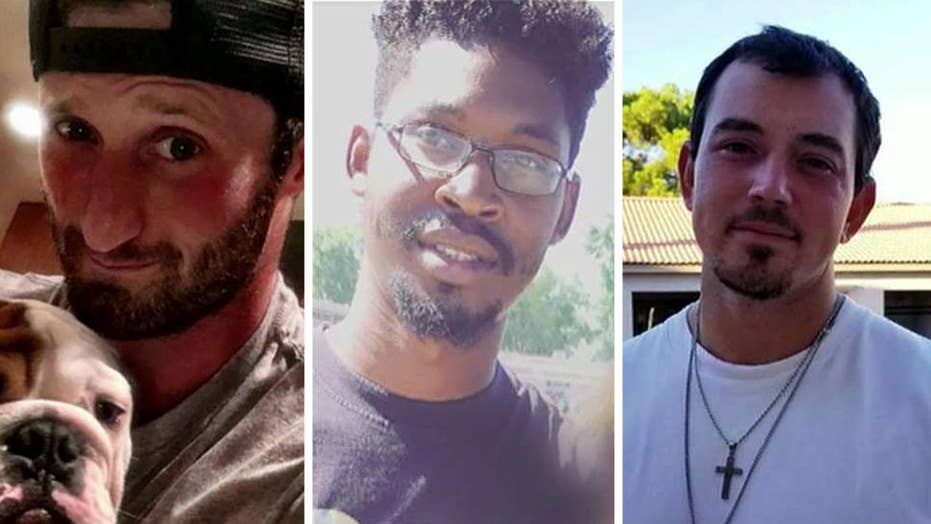 Stories of heroism emerge after Las Vegas attack