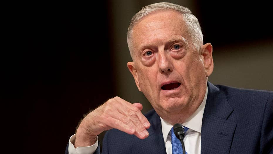 Mattis tells Congress Iran is complying with nuclear deal
