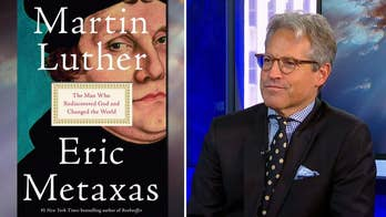 Spirited Debate: Eric Metaxas on how Martin Luther's actions have impacted history, 500 years later, and his new book 'Martin Luther: The Man Who Rediscovered God and Changed the World.'