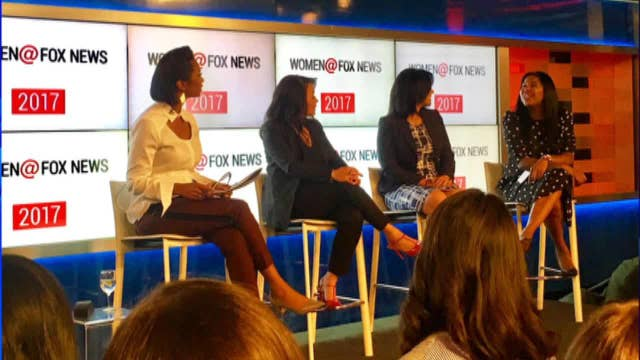 Fox News hosts panel, networking event for female staffers