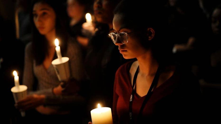 How faith is helping Las Vegas victims, families