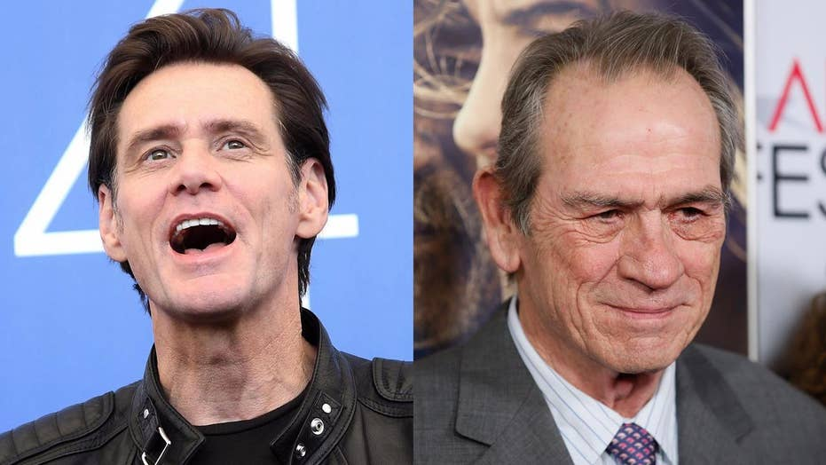 Jim Carrey: Tommy Lee Jones really didn't like me
