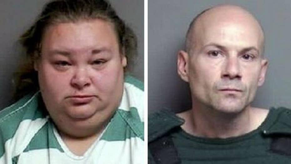 Community stunned that couple reportedly held woman in shed