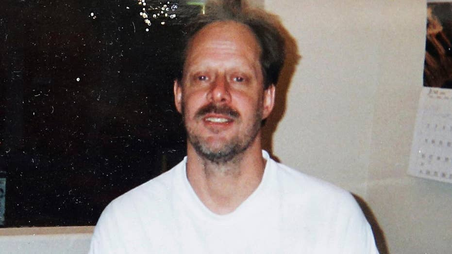 Vegas shooter was reportedly prescribed anti-anxiety meds